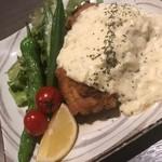 地鶏と本格和食 無尽蔵 - チキン南蛮