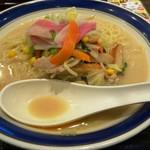 リンガーハット - チャンポン 麺1.5倍