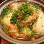 焼鳥マロバシ - 出汁巻き玉子鍋