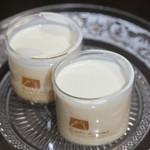 サンタクロース - 料理写真:生プリン、メープルプリン
