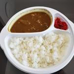 とびきり焼肉 英 はなぶさ - 黒毛和牛煮込みカレーミニ 600円