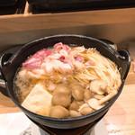 喜助 - 河内鴨鍋