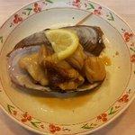 磯はん善福寺 - 大溝貝の焼き物
