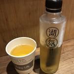 度小月 - ドリンク写真:高山冷泡茶 50元
