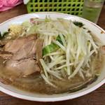 ラーメン二郎 - 小(700円)