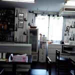 サンライズレストラン - お店の中の様子
