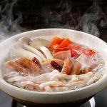 3種の豚肉のBIANCO鍋(3~4人前)