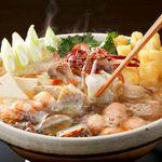 選べるスープの魚介よせ鍋(3~4人前)