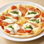 フレッシュトマトのマルゲリータ/肉好きピザ 各種