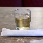 ダラットマリムラ - お茶と紙おしぼり
