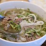 ダラットマリムラ - 牛肉たっぷりエスニックなスープ