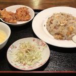 95986065 - チャーハン定食:¥580