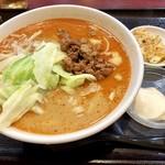 95987348 - 担々刀削麺850円