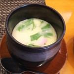 玄海鮨 - 茶碗蒸し