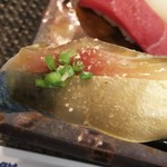 玄海鮨 - サバです
