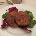 クチーナ ヒラタ - 丸茄子のミラネーゼ
