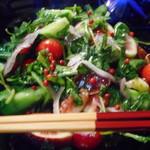 粥茶屋 写楽 - サラダ