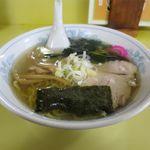 ラーメン ちゃー亭 - 料理写真:塩ラーメン(700円)