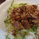 松壱家 - 肉飯丼