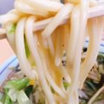 95993716 - もちもちのチャンポン麺(^^)