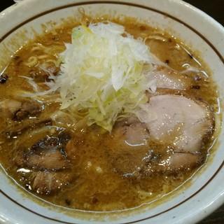 らーめん颯人 - 料理写真:みそらーめん880円