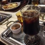 グッドネイバーズコーヒー - 皆んなで夜のお茶の時間も楽しいね