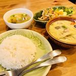 タイレストラン Thian - 日曜日の日替わりA set