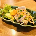 タイレストラン Thian - 豚肉のハーブサラダ