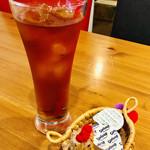 タイレストラン Thian - 食後のドリンクは、アイスミルクティを選ぶ!!