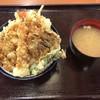天丼てんや - 料理写真:松茸とかきの天丼