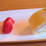 珈琲.吉茶 - ロールケーキ