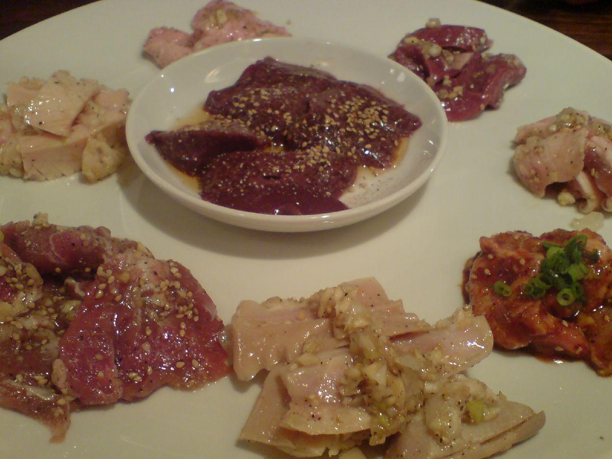 湯島の焼肉屋 ホルモン焼善