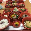 Houkouji - 料理写真:目にも艶やかな精進料理です。