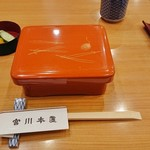 Miyagawahonten - 始解状態