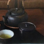 大丸やき茶房 - その他写真:お客様が、急須で入れて飲む形式です。