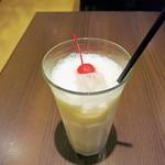 ル・モンド - 生バナナジュース700円