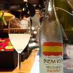 ブエナ ビスタ トーキョー - ブエナビスタ限定のしゅわしゅわ日本酒♡