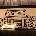 TTOAHISU - 壁の絵