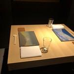 TTOAHISU - この日は個室へ案内され・・ これだけ通っていますのに、こちらに個室があるのを初めて知りました。(^^;)