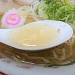 ラーメン幸雅 - 2018年11月 スープ