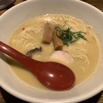 麺屋 翔 - 【2018.10.20】香彩鶏だし 塩ラーメン790円
