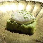 TTOAHISU - *ライムの香りがいいこと。 チーズケーキの味わいも濃厚で美味しい。主人は3倍量でも頂けると言ってました。