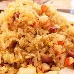 96009535 - チャーシューと海老の炒飯