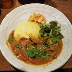 SPICY CURRY 魯珈 - ゲーン・ソム・プー~酸味のある蟹のカレー~