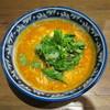 ドラゴン キッチン - 料理写真:パクチー入り担々麺