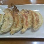らぁ麺華宝 - 餃子¥300