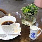 シェ・ラ・メール - コーヒー 400円