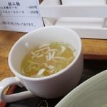 96018899 - スープです。
