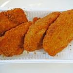 酒井精肉店 - 計194円