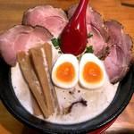 うちのラーメン 我豚 - 料理写真:ド・とん スペシャル